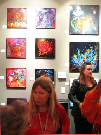 Betz Gallery Art in the Heart of Houston - Opening Reception